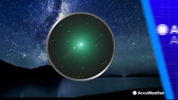 Comet 46P/Wirtanen to reach naked-eye visibility on Dec. 16