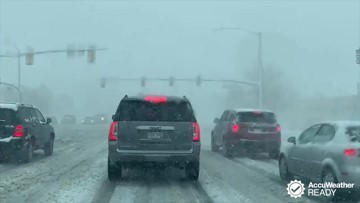 What is the difference between winter storm watches and warnings?