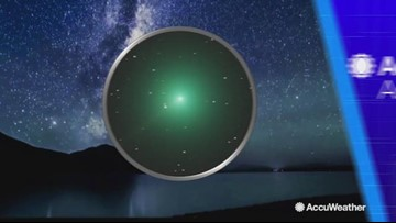 Catch Comet 46P/Wirtanen this weekend when it reaches visibility
