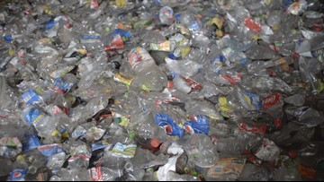 Scientists Turn Plastic Waste into Electricity
