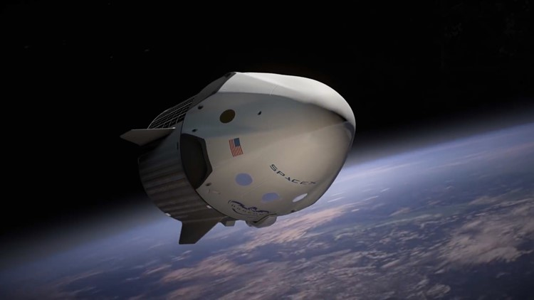 SpaceX to Launch First Two Astronauts on Historic Flight this Spring