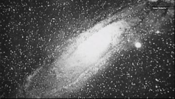 Check Out the First Image of the Andromeda Galaxy From 1887