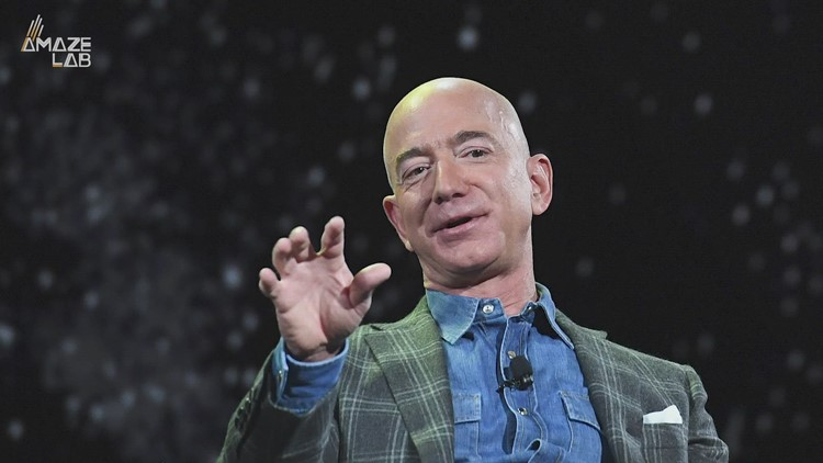 Bezos To Enter the Billionaire Space Race! Here's Where to Watch!