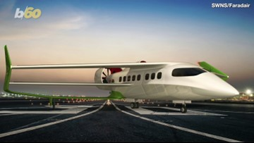 This Eco-Friendly, Tri-Winged Aircraft Could Change Air Travel Forever