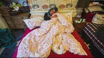 Woman to Say 'I Do' To Her Duvet In a Lush, Yet Comfy Ceremony