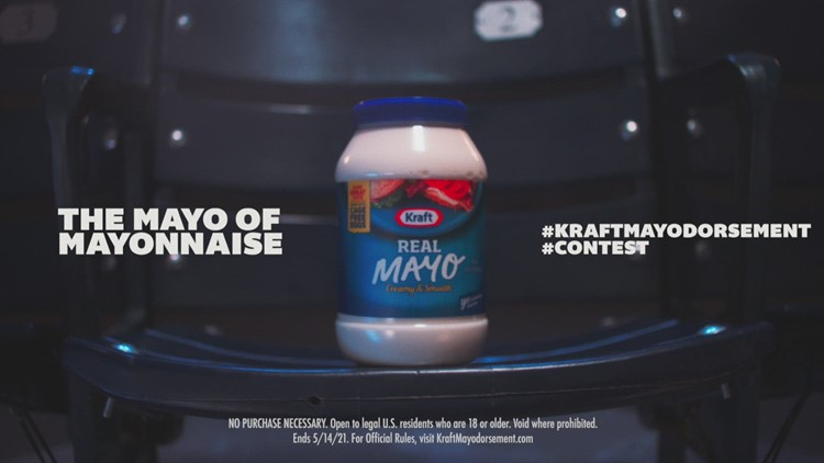 Monster of Mayo? Kraft Is Looking To Give a 'Mayodorsement' to a Fan That Includes $10k!
