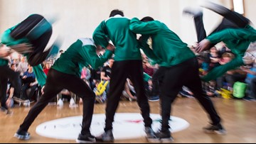 Paris wants Olympic debut for breakdance