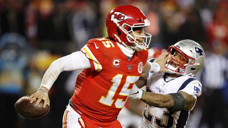 APTOPIX Patriots Chiefs Football