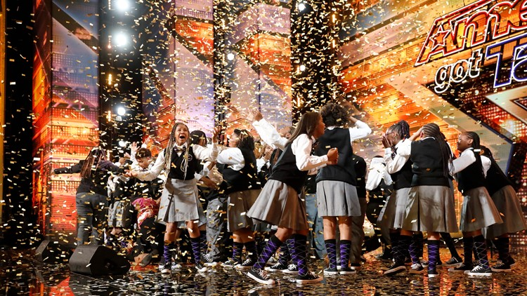 Detroit choir group brings AGT host Terry Crews to tears, earns a golden buzzer