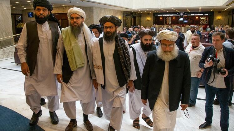 U.S. and Taliban resume talks on ending America's longest war