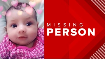 Silver Alert issued for 8-month-old girl missing from Indiana