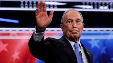 Bloomberg nabs three new congressional endorsements after debate debut