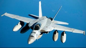 US fighter jet crashes in Death Valley, 7 park visitors hurt