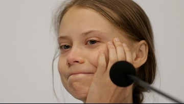 Trump mocks 16-year-old Greta Thunberg for being TIME's Person of the Year