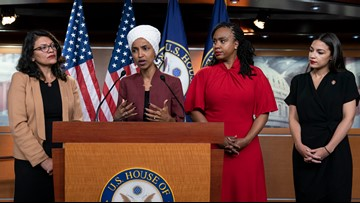House condemns Trump 'racist' tweets in extraordinary rebuke