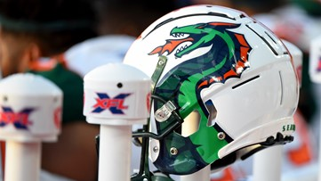 XFL: Seattle Dragons player tests positive for coronavirus; was in Houston, St. Louis games