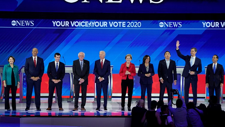 Who is running for president? (Updated August 28, 2019)