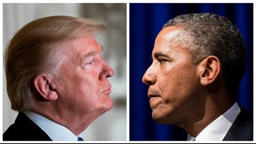 Obama's midterm endorsements outperform Trump's in head-to-head matchups
