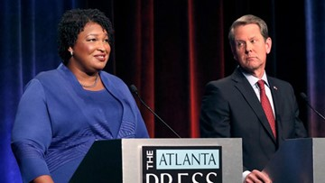Kemp-Abrams feud highlights new landscape in divided Georgia