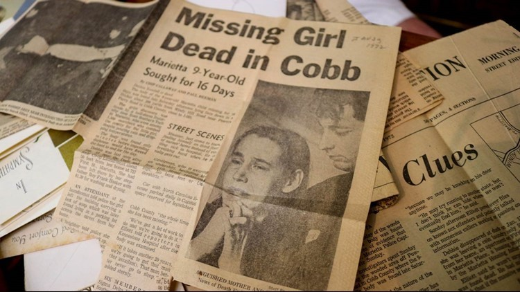 Debbie Lynn Randall newspaper article