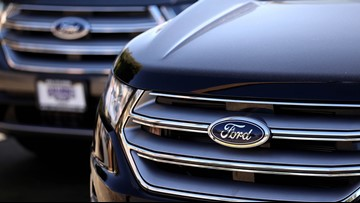 Ford wants to eliminate odor from new cars by baking them
