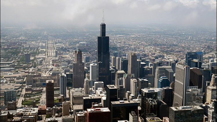 Elevator falls 84 floors in Chicago before rescue: 'I believed we were going to die'
