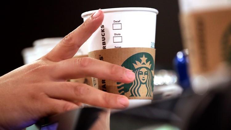 Starbucks cup generic AP 2018