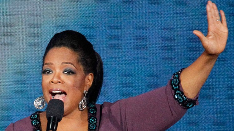 Oprah Winfrey: I've considered rebooting talk show