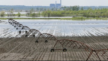 Prolonged Missouri River flooding could last all winter
