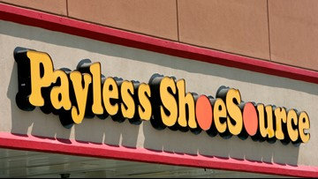 Payless begins liquidation sales ahead of closing all US stores