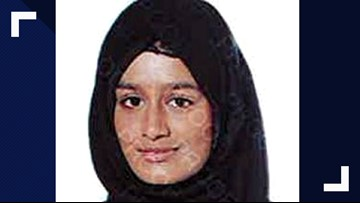 Family: UK teen who joined Islamic State has baby in Syria