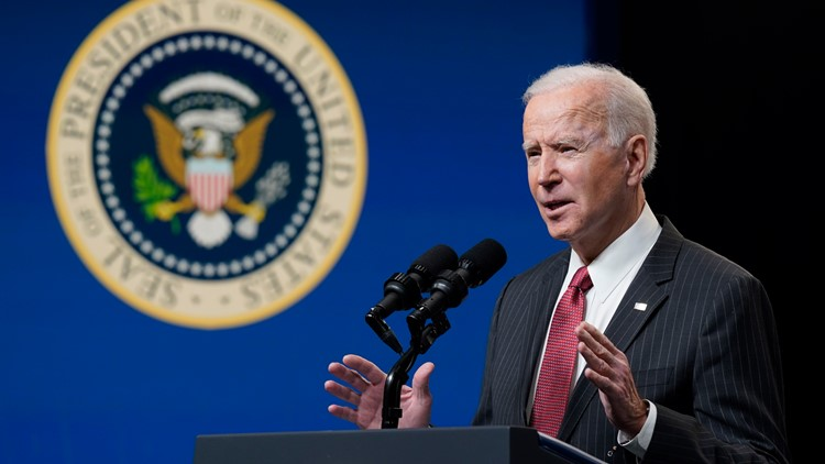 President Biden announces plan for small businesses amid pandemic