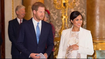 Meghan Markle and Prince Harry may choose one of these names for their baby
