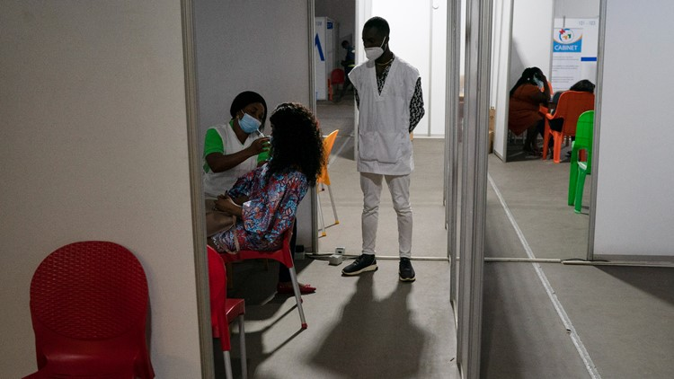 In poorest countries, COVID-19 surges worsen shortages of vaccines