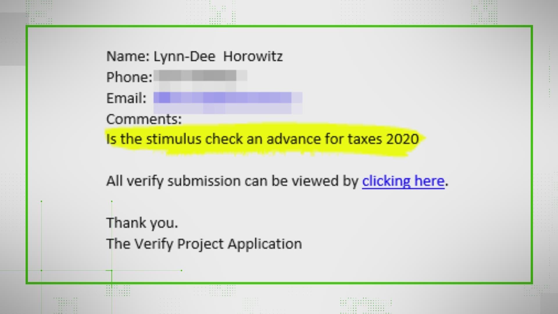 Coronavirus If You Didn T File Taxes Follow These Instructions Ksdk Com