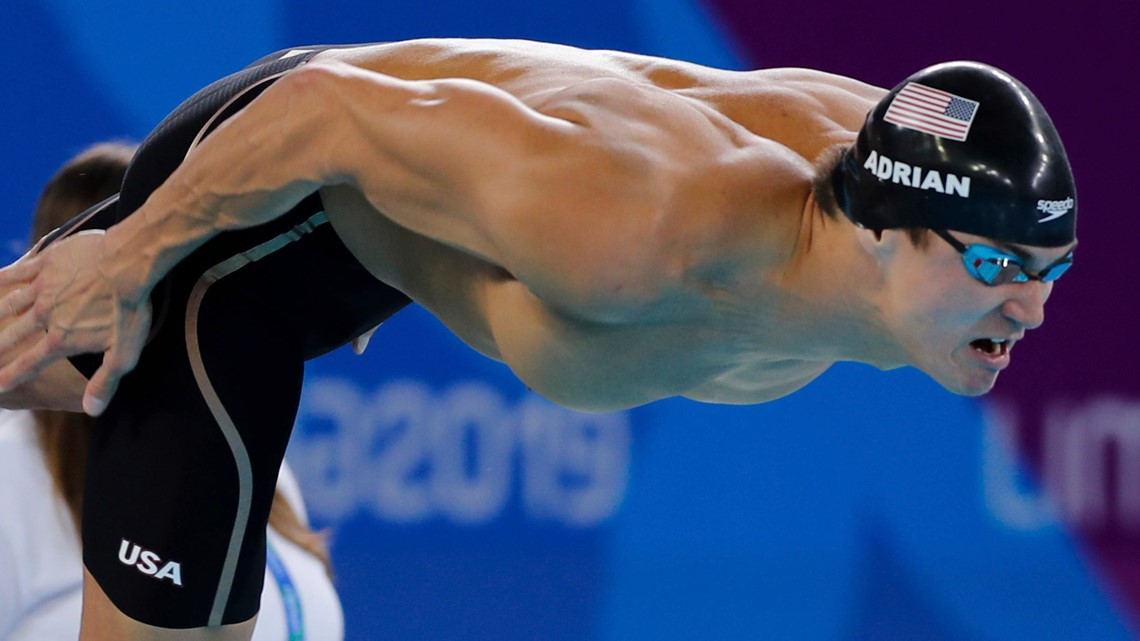 US Olympic profile: Nathan Adrian