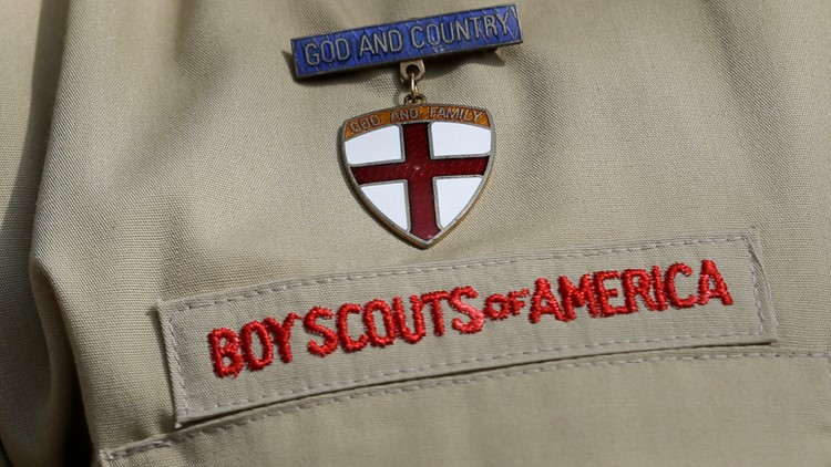 Law firm to release names of Boy Scout leaders accused of sexual abuse