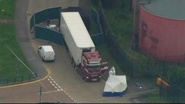 Grim find: 39 dead in 1 of UK's worst trafficking cases
