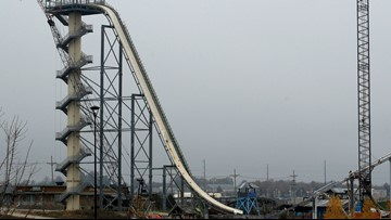 Judge dismisses charges over boy's death on water slide