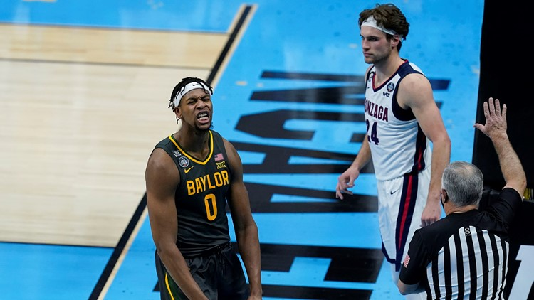 Baylor crushes undefeated Gonzaga in March Madness final