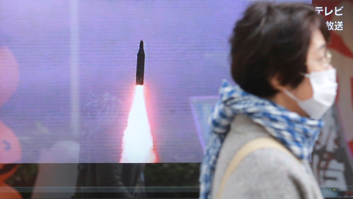 North Korea is stepping up pressure on the U.S. and South Korea to abandon what Pyongyang sees as hostile polices.