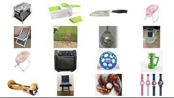 Infant sleepers among 19 recalled items T.J. Maxx, Marshalls, HomeGoods kept selling