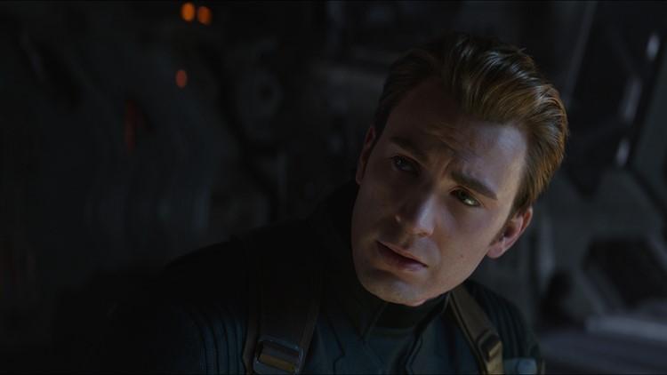 Endgame Avengers Captain America