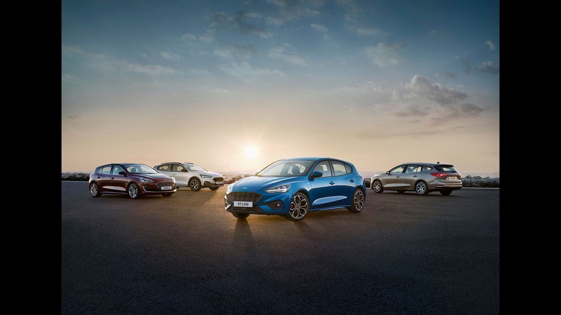 Ford Focus For 2019 Gets Roomier, More Tech-forward; Car