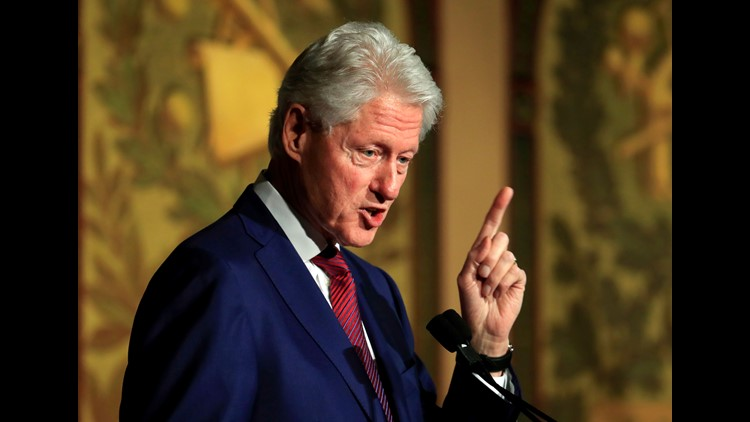 Bill Clinton impeachment, Federal Reserve meeting, 'Mary Poppins Returns': 5 things to know Wednesday
