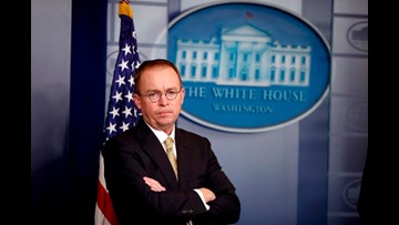 Mick Mulvaney, new chief of staff, once called Trump 'terrible human being'
