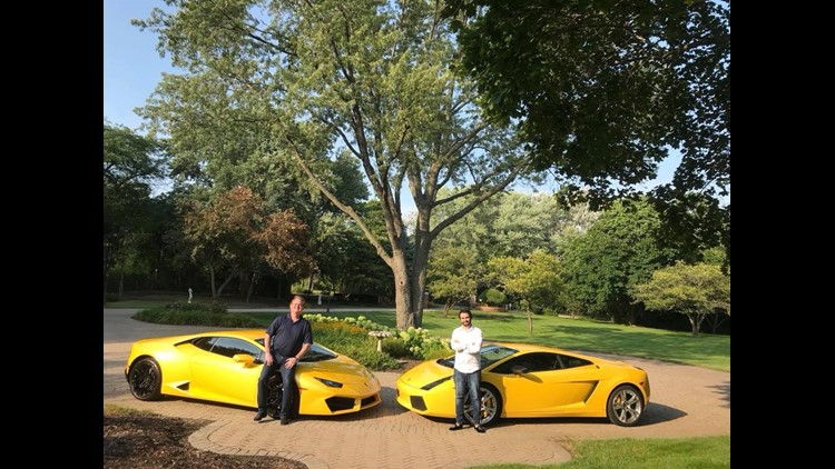Lamborghini is celebrating its 55th anniversary in 2018. Two owners of the supercar say that buying one used is more reasonable.
