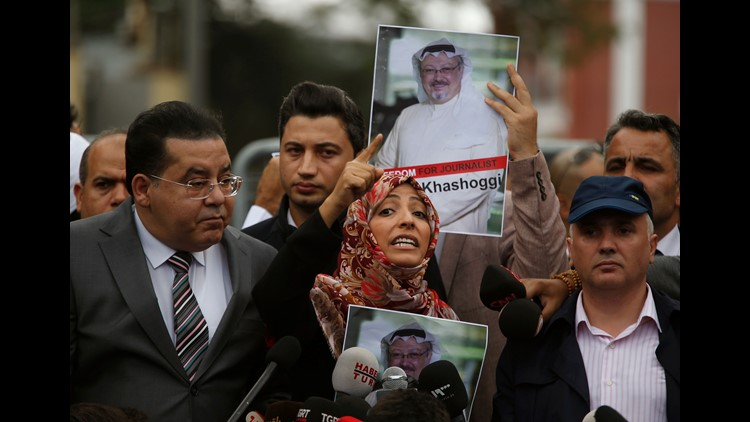 Turkish officials have told the U.S. that they have proof that a missing Washington Post columnist was tortured, murdered and dismembered by Saudis