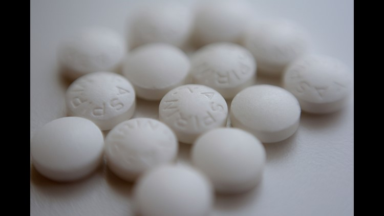 A study published in the New England Journal of Medicine says healthy people who take low-dose aspirin every day receive no health benefit