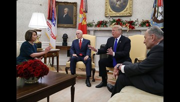 Twitter users mercilessly mock Mike Pence for 'Elf on the Shelf' performance in Oval Office